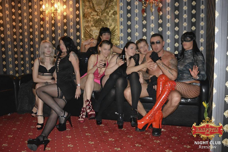 strip bar Poland