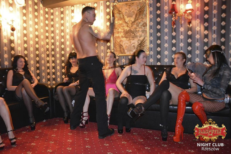wieczor panienski night club rzeszow