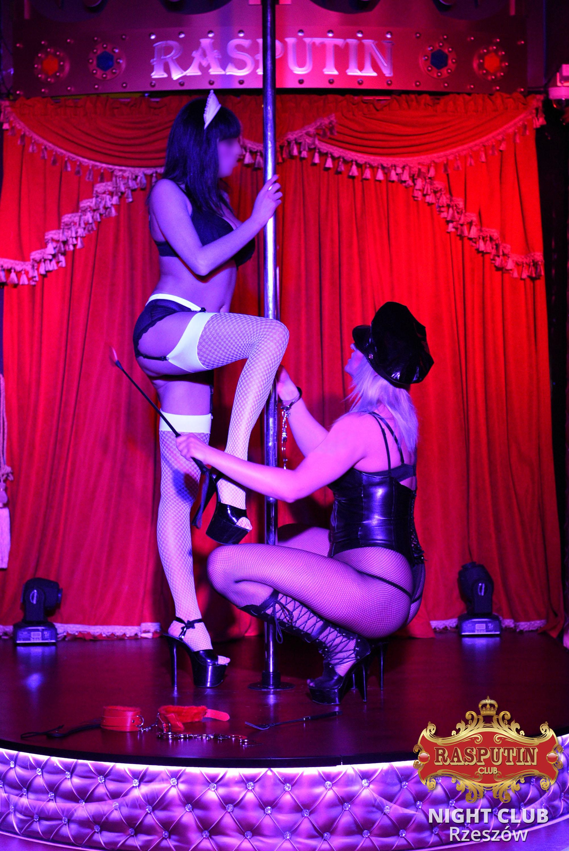 erotic show rzeszow rasputin klub nocny
